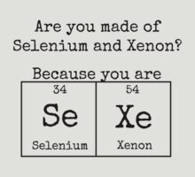 Chemistry Nerd's Pickup Line by Rob Price