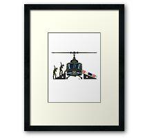 Nam Framed Print