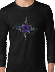 Abstract Star Long Sleeve T-Shirt
