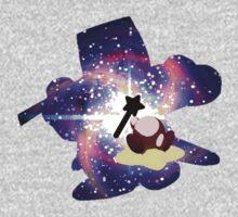 Kirby Galaxy One Piece - Short Sleeve