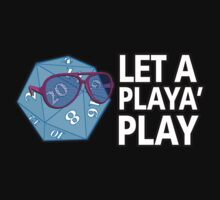 Let a Player Play Baby Tee