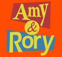 Amy & Rory Kids Tee