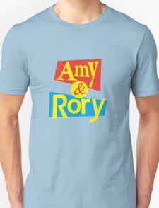 Amy & Rory T-Shirt