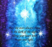 Stars by © Linda Callaghan