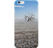 Dry Bed iPhone Case/Skin