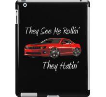 Ridin' Nerdy iPad Case/Skin