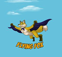 Flying Fox-Yellow by RedDragon1989