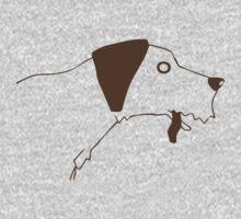 DOGE - barf barf One Piece - Long Sleeve