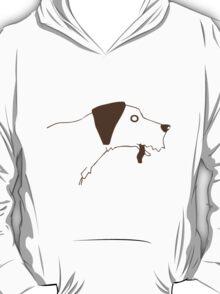 DOGE - barf barf T-Shirt
