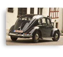 Beetle #9 Canvas Print
