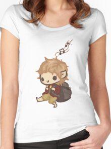 Bilbo Women's Fitted Scoop T-Shirt