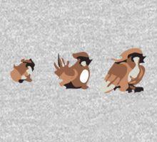 Bird Evolution by KieranMarcuk