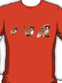 Bird Evolution T-Shirt