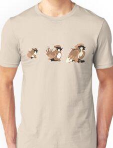 Bird Evolution Unisex T-Shirt