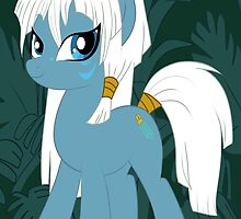 Pony Kida by Ashley Krauss