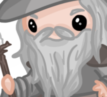 Gandalf Sticker
