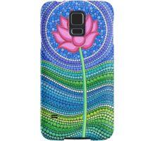 Lotus Growing Samsung Galaxy Case/Skin
