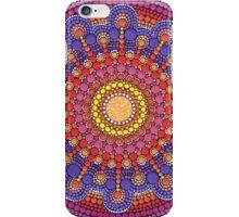 Jewel Drop Mandala iPhone Case/Skin