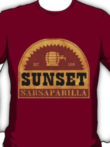 Sunset Sasparilla  T-Shirt