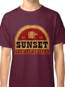 Sunset Sasparilla  Classic T-Shirt