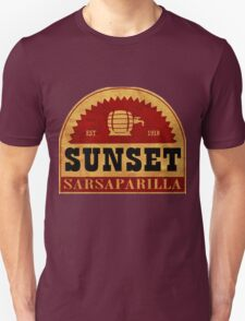 Sunset Sasparilla  T-Shirt