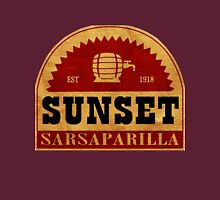 Sunset Sasparilla  Unisex T-Shirt