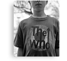 The Conceits of Youth Canvas Print