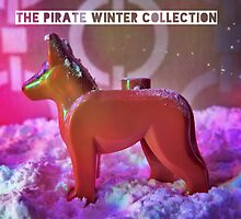 The pirate winter collection - ruff, ruff. by bricksailboat