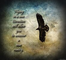 Flying In A New Direction by Jordan Blackstone