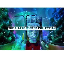 The pirate winter collection - backpacking. Photographic Print