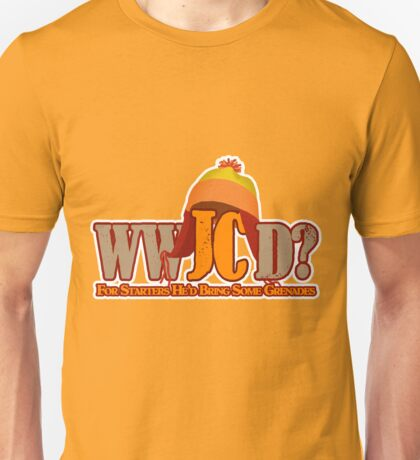 What Would Jayne Cobb Do? Unisex T-Shirt