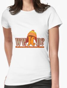 What Would Jayne Cobb Do? Womens Fitted T-Shirt