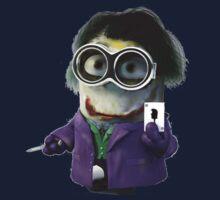 Joker minions by DezioAndrea
