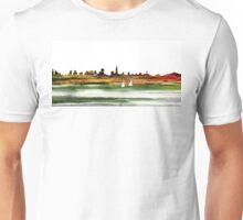 San Francisco City Skyline Unisex T-Shirt