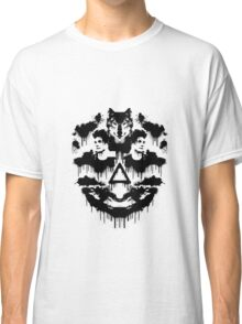 Bastille Dan Inkblot Classic T-Shirt