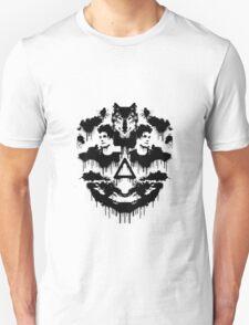 Bastille Dan Inkblot T-Shirt