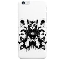Bastille Kyle Inkblot iPhone Case/Skin