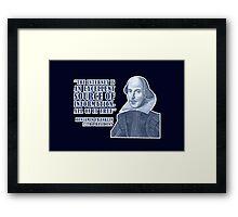 Franklin Internet Quote Framed Print