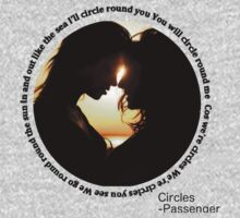 Circles By passenger by Icarusonia