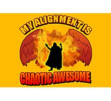Chaotic Awesome Photographic Print