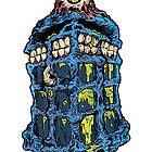 Slime Lord by ghostfreehood