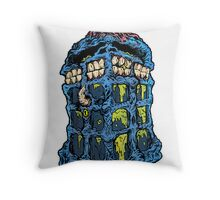 Slime Lord Throw Pillow
