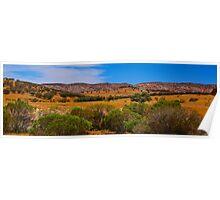 Flinders Ranges Pano Poster