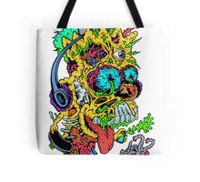 Toxic Bart Tote Bag