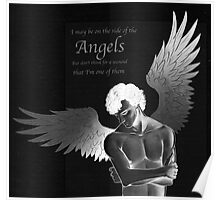Sherlock Holmes on Side of the Angels Poster