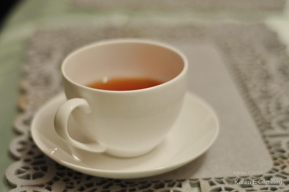 Tea and Sympathy by Karen E Camilleri