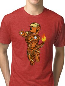 Iron-Charmander Tri-blend T-Shirt
