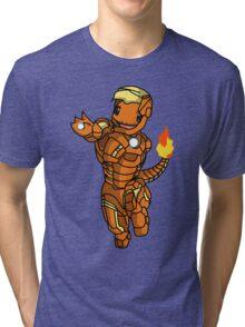 Iron-Charmander Tri-blend T-Shirt