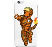 Iron-Charmander iPhone Case/Skin