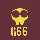 K66 case Giroro by Atlantahammy